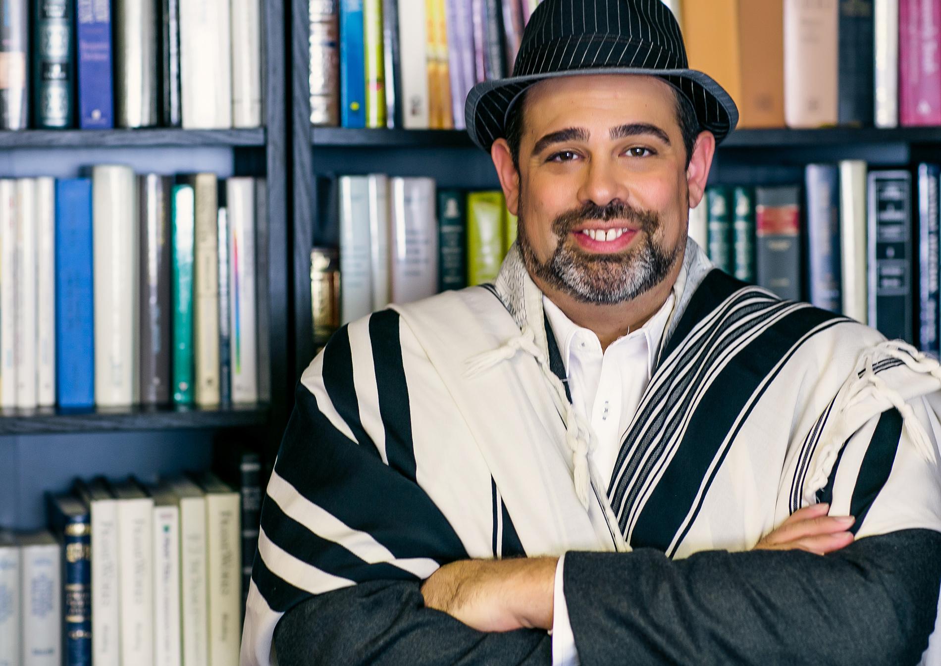 About Rabbi Jason